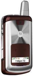 Motorola i776 Red