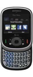 Motorola Karma QA1 Black