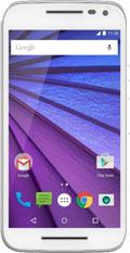 Motorola Moto G (3rd Gen) White