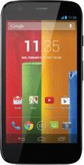 Motorola Moto G Black