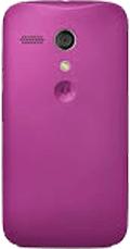 Motorola Moto G Purple