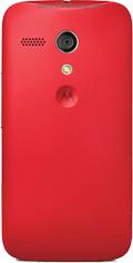 Motorola Moto G Red