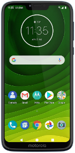 Motorola Moto G7 SUPRA Blue