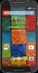 Motorola Moto X Pure Black