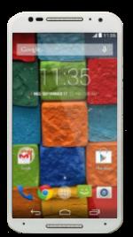 Motorola Moto X Pure White