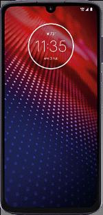 Motorola Moto z4 Black