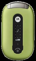 Motorola PEBL Green