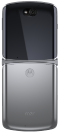 Motorola Razr (2020) Silver