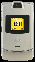 Motorola RAZR V3m Bronze