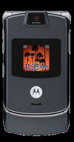 Motorola RAZR V3m Gray