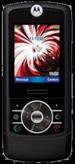Motorola RIZR Z3 Black