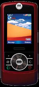 Motorola RIZR Z3 Red