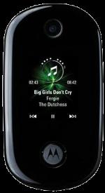 Motorola ROKR U9 Black