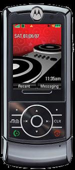 Motorola ROKR Z6 Black