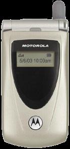 Motorola T722i Silver
