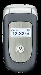 Motorola V195 Gray