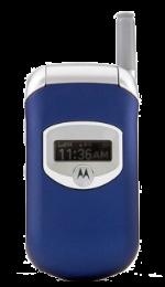 Motorola V260 Blue