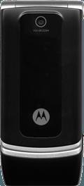 Motorola W375g Black