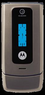 Motorola W380 Bronze
