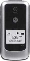 Motorola W418G Silver