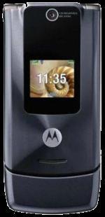 Motorola W510 Black