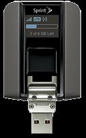 Netgear 341U USB Modem Black