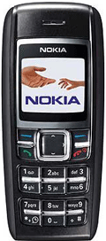 Nokia 1600 Black