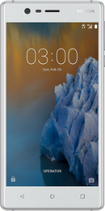 Nokia 3 Silver