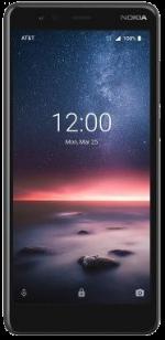 Nokia 3.1 A Black