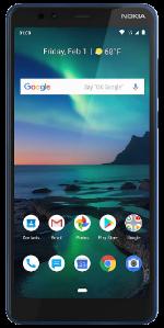 Nokia 3.1 Plus Blue