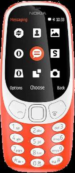 Nokia 3310 Orange