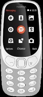 Nokia 3310 Silver