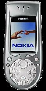 Nokia 3660 Silver