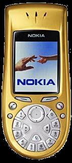 Nokia 3660 Yellow