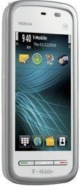 Nokia 5230 Nuron Silver
