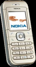Nokia 6030 Gold