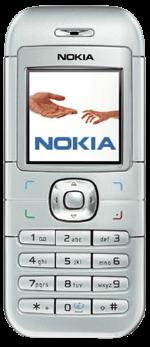 Nokia 6030 Silver