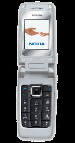 Nokia 6165i Silver