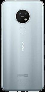 Nokia 7.2 Silver