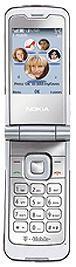 Nokia 7510 Silver