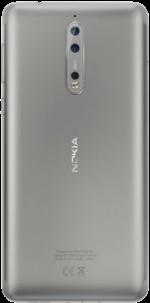 Nokia 8 Silver