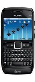 Nokia E71x Black