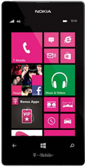 Nokia Lumia 521 Black