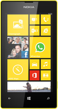 Nokia Lumia 521 Yellow