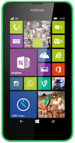 Nokia Lumia 630 Green