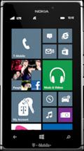 Nokia Lumia 925 Silver
