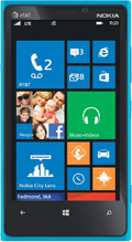 Nokia Lumia 928 Blue