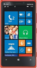 Nokia Lumia 928 Red