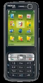 Nokia N73 Black
