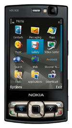 Nokia N95 8GB Black